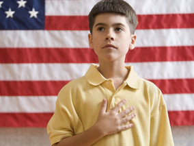 Responding to Humanist Group, Illinois School District Lets Student Boycott Pledge of Allegiance