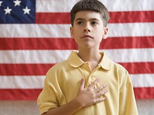 American Humanist Association Warns Against Unconstitutional Pledge Behavior