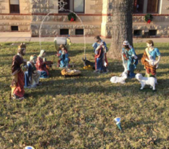 AHLC Calls for Removal of Texas Courthouse Nativity