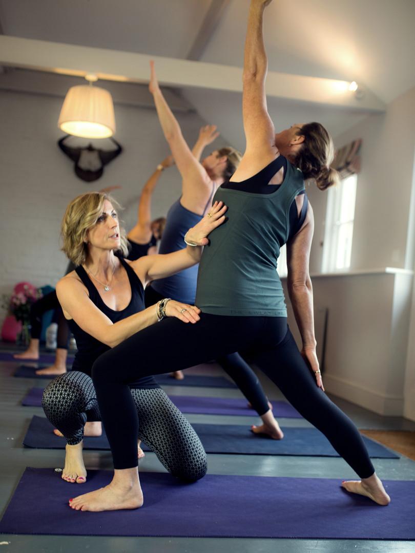 Hatha Yoga Evening (65mins)