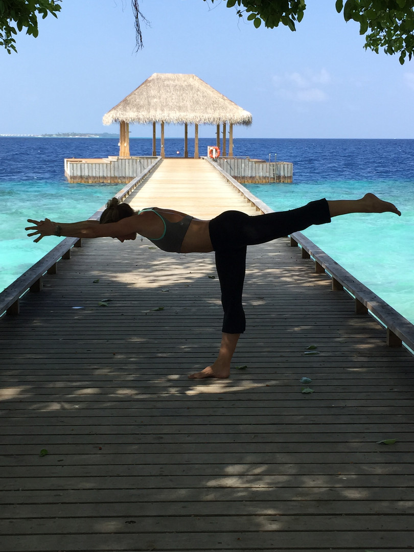 Vinyasa Flow 55 min Full Practice