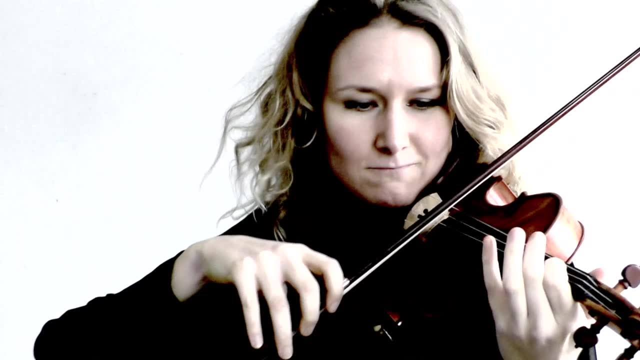 Violin: Cæcilie Balling // Video: Per Rasmussen Vaughan Williams The Lark Ascending