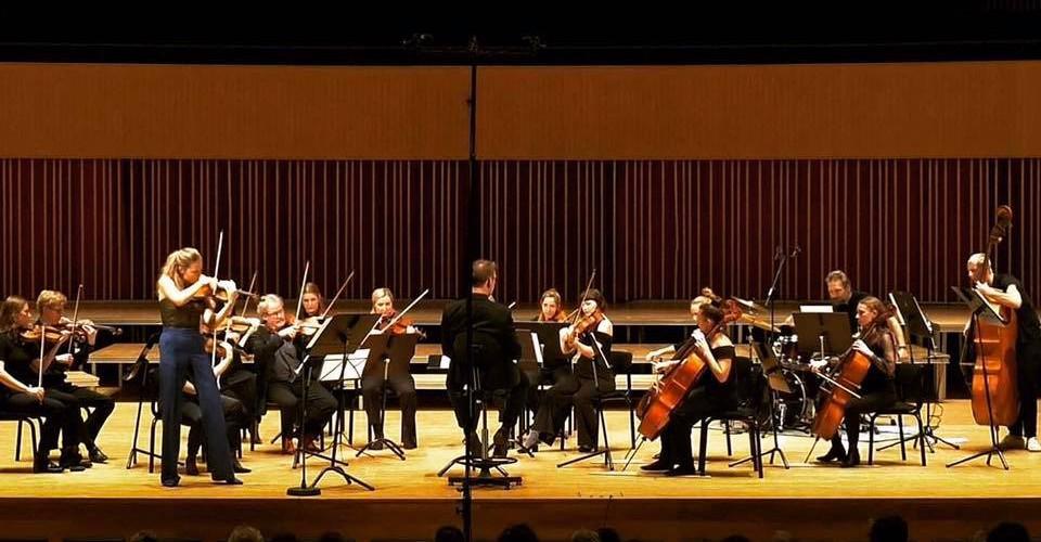 Premiere of Melody by Nikolaj Hess