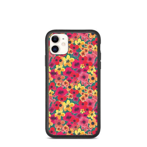 Feisty Flower Biodegradable Phone Case
