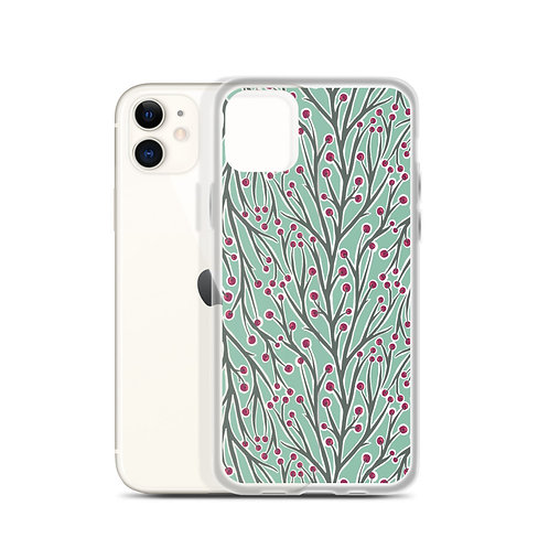 Berry and Branch iPhone Case