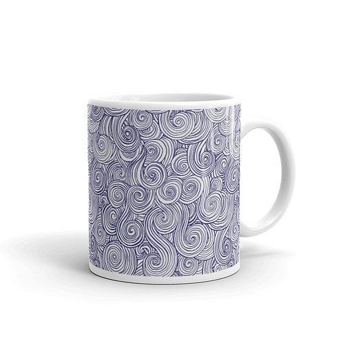 Sea Swirl Mug