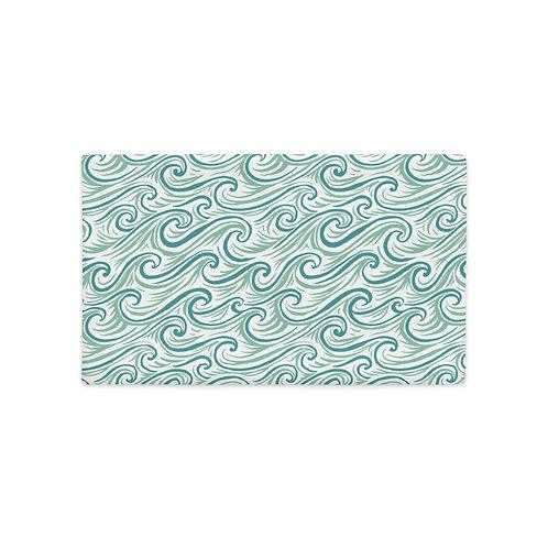 Whitecaps Premium Pillow Case