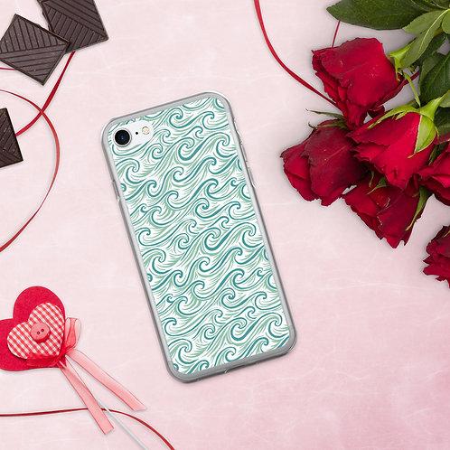 Whitecaps iPhone Case