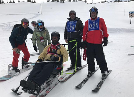 400 disabled Veterans to take on Snowmass Mountain for adaptive sports challenge