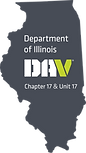 DAV Departent of Illinois Logo