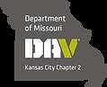 DAV Departmen of Missouri Logo