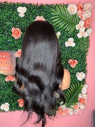 Custom Closure Wig