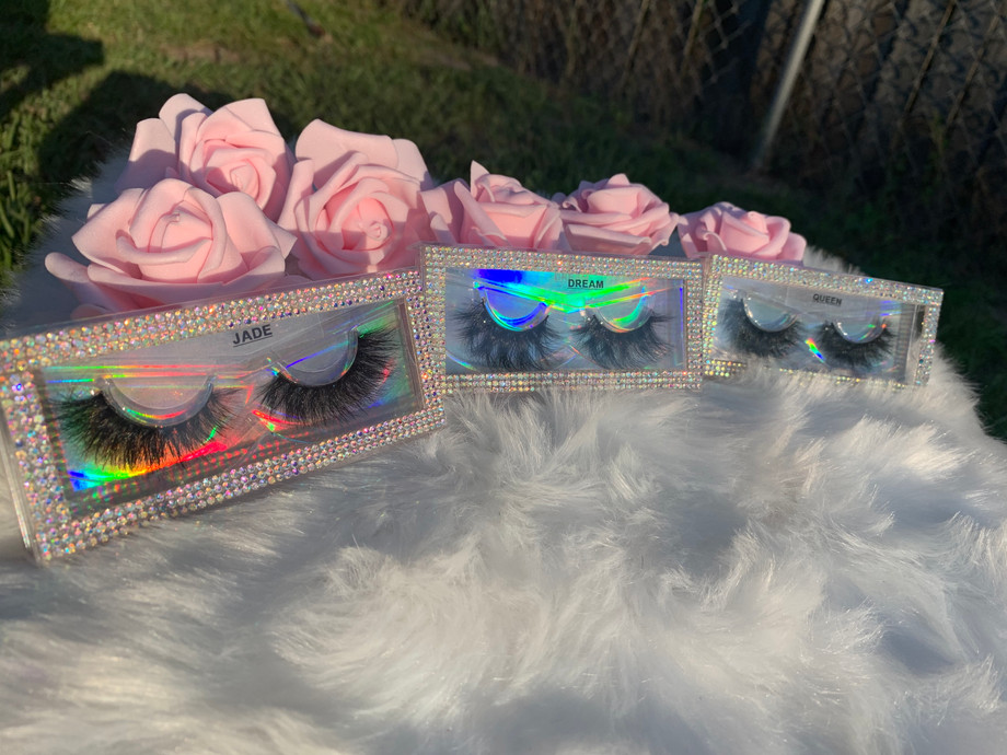 All 3D Mink Lashes