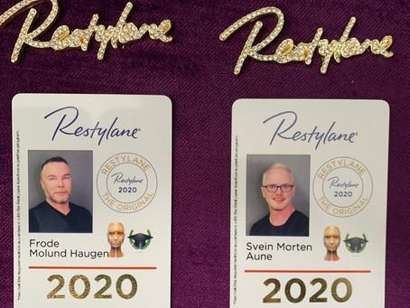 Nye ID kort for 2020.