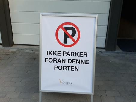 Lettere å parkere i Ås