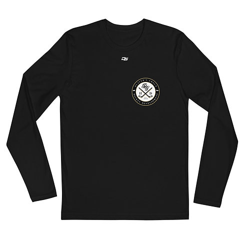 PGHD Adult Long Sleeve Fitted Crew