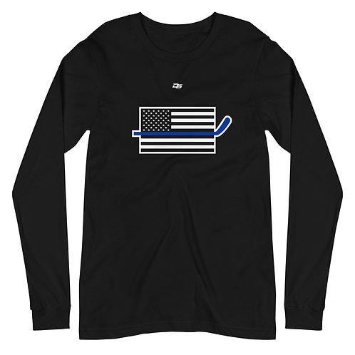 Blue Liner Long Sleeve