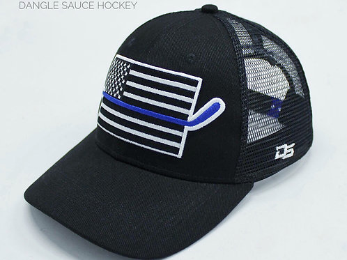 Police and Fire Thin Line Hat