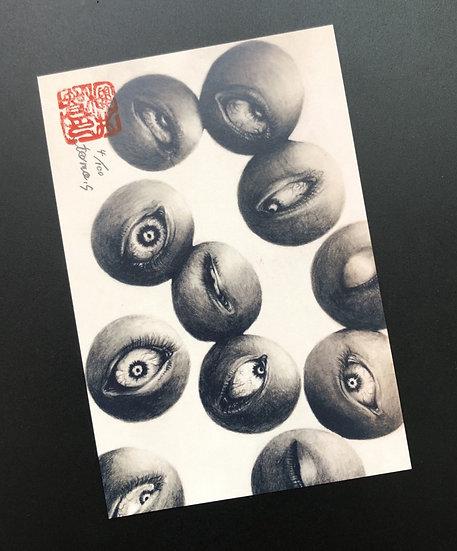 【卵細胞(ova)】ポストカード