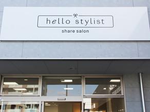hello stylist 荒井東店OPEN!!