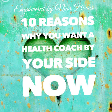 Why you need a health coach by your side