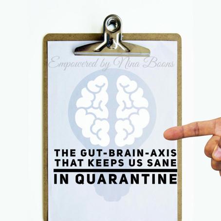 The gut-brain-axis that keeps you sane in quarantine