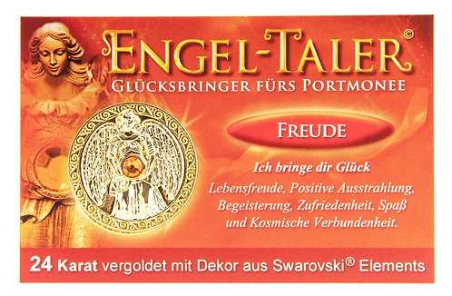"""Engel-Taler """"Freude"""""""