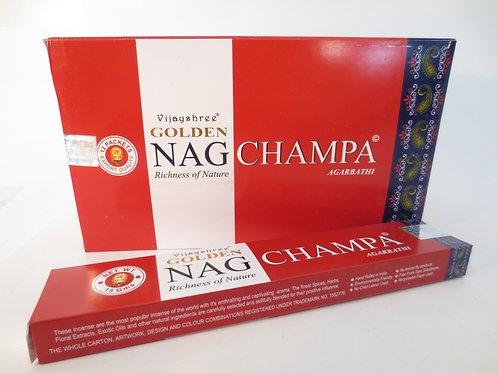 Golden Nag Champa