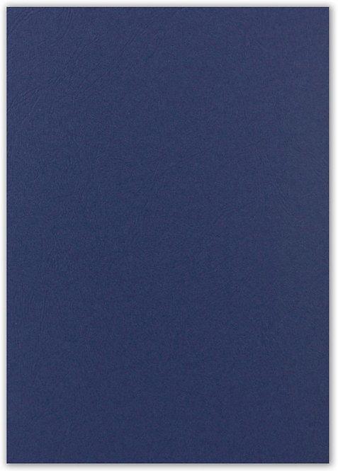 Fotokarton dunkelblau