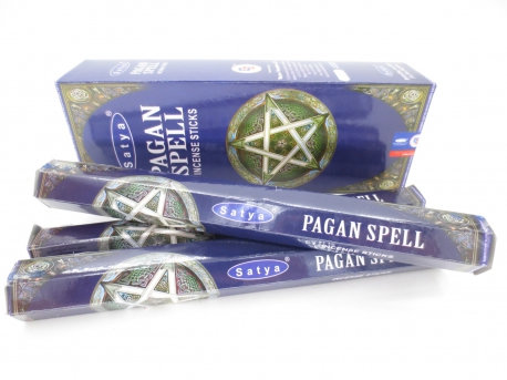 Pagan Spell hexa