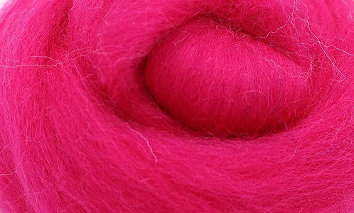 Filzwolle pink