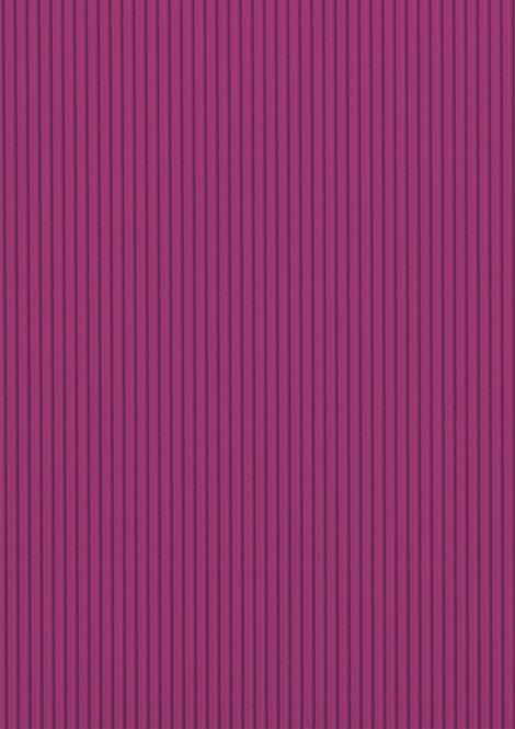 Wellpappe pink