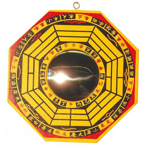 Bagua-Spiegel konkav