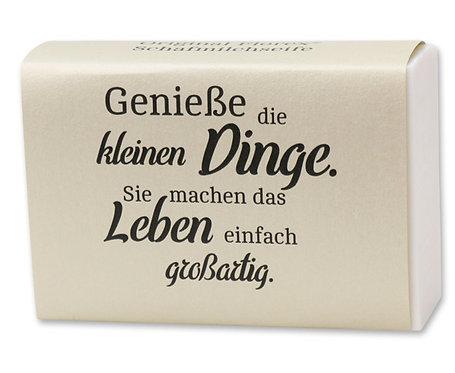 """Schafmilchseife """" Schneerose"""""""