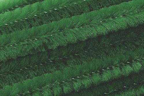 Biegeplüsch dunkelgrün