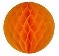 Wabenpapier orange