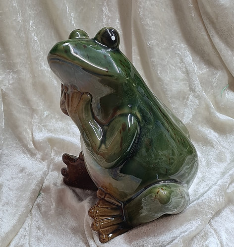 Froschfigur