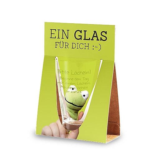 Ein Glas für Dich
