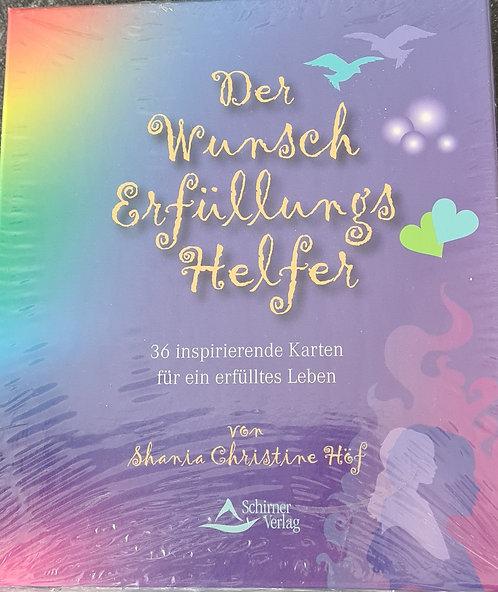 Karten / Der Wunscherfüllungs Helfer