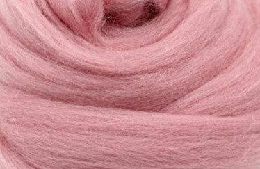 Filzwolle rosa