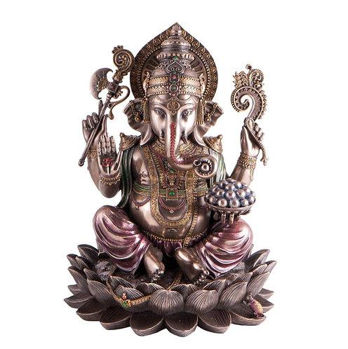 Kunstharz Ganesha