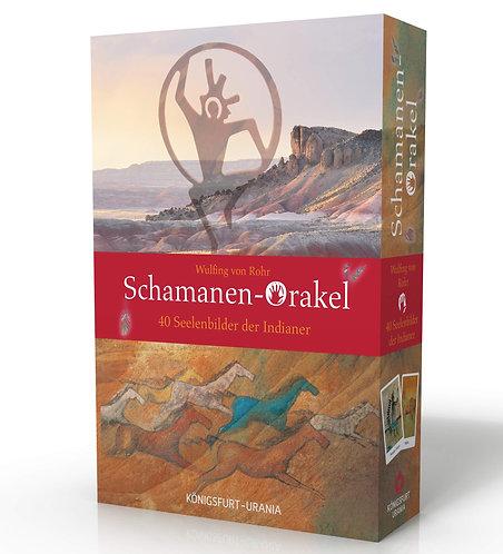 Schamanen-Orakel / 40 Seelenbilder der Indianer