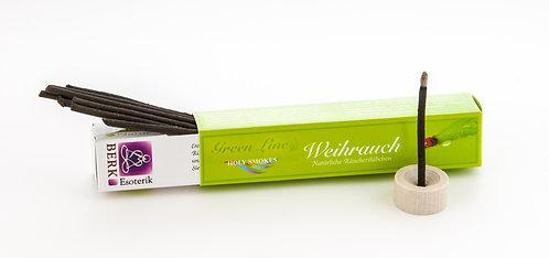 Weihrauch Räucherstäbchen - Green Line 10 g