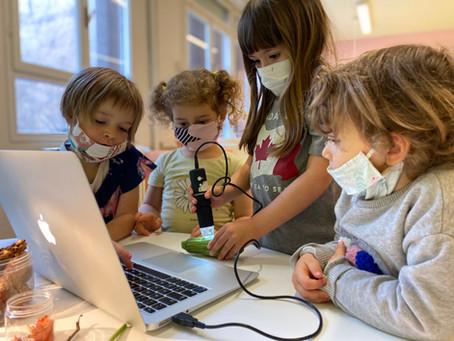 LA SCUOLA RIPARTE: progettiamo insieme ai bambini nuovi paradigmi educativi