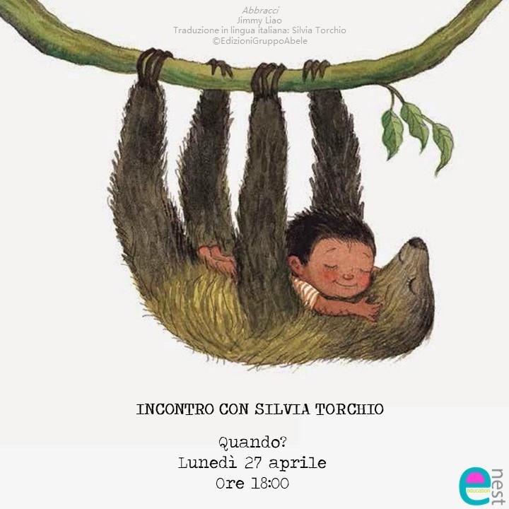 OSPITI INSOLITI: Silvia Torchio