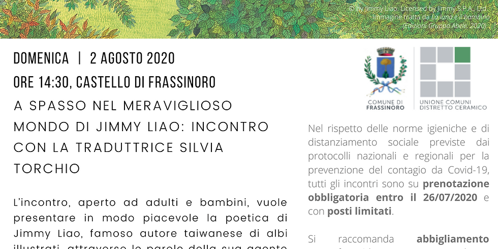 SCONFINAMENTI con Silvia Torchio