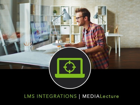 MEDIALecture | Now enabling Screen Capture in your LMS!