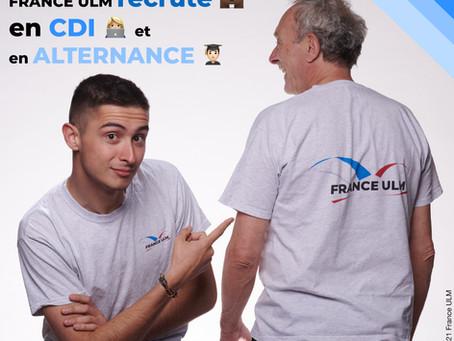 France ULM recrute