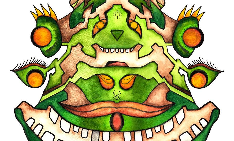 Goofy Totem