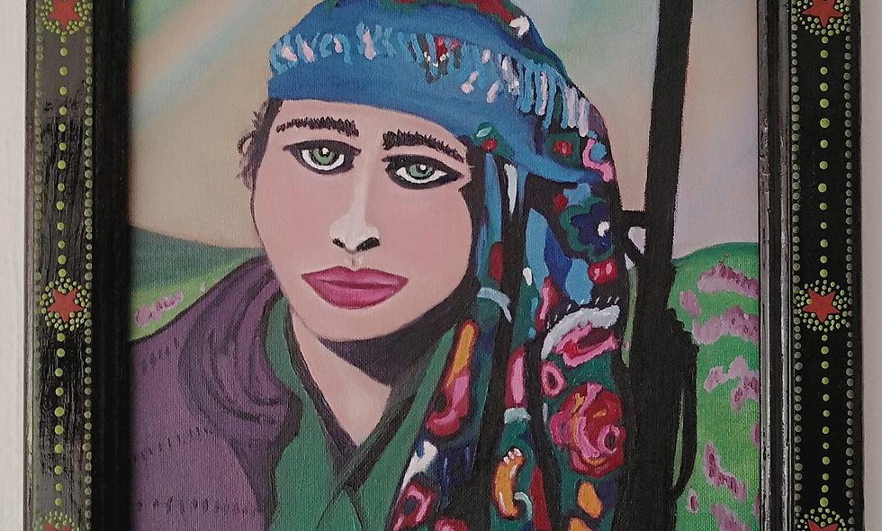 Rojava (La revolución feminista kurda)